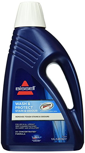 BISSELL Wash and Protect Standard Carpet Shampoo, 1.5 L