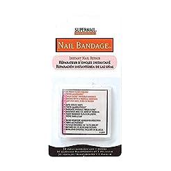 super nail Nail Bandage Instant Nail Rep...