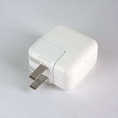 12W USB Power Adapter Wall Charger for Apple iPad 2 3 4 Air / Mini US Plug