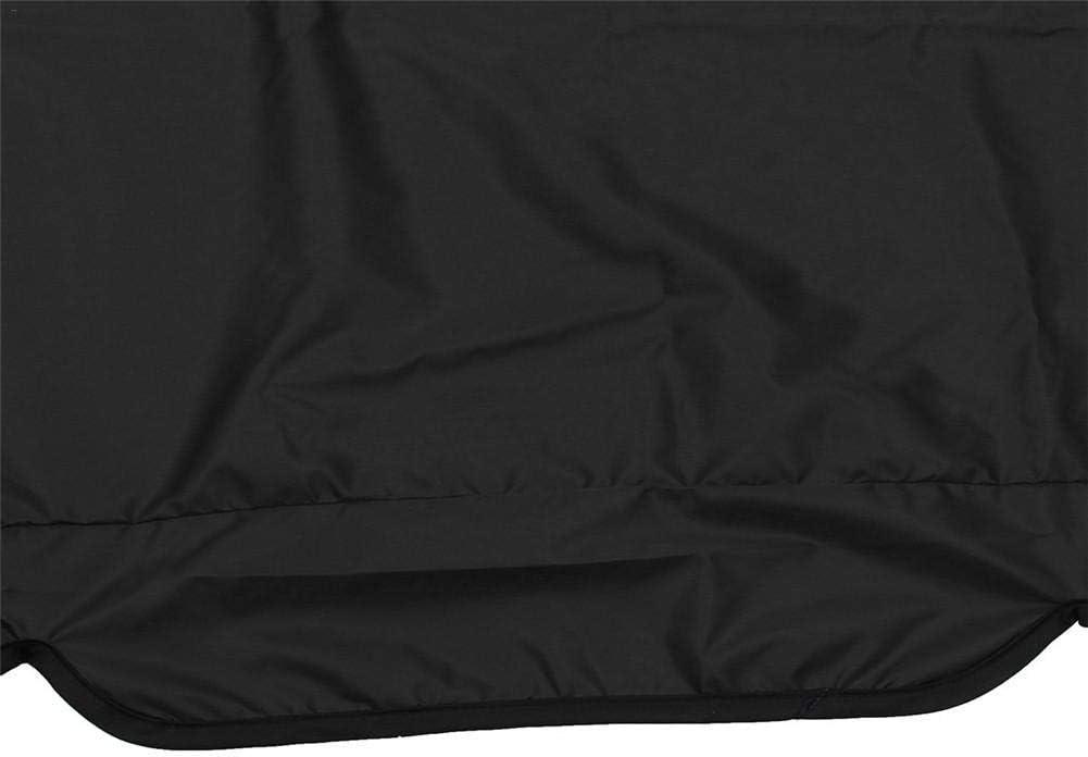 Copertura da Altalena da Giardino Impermeabile Coperchio di Ricambio Antipolvere per Sedia a Dondolo da Esterno a 3 posti 150 x 150 x 10 cm Coprisedile da Altalena da Giardino