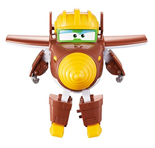"Super Wings Transforming Todd Toy Figure | Plane | Bot | 5"" Scale by Super Wings"