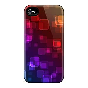 New Hard Cases Premium Iphone 6 Skin Cases Covers(lights Theme)