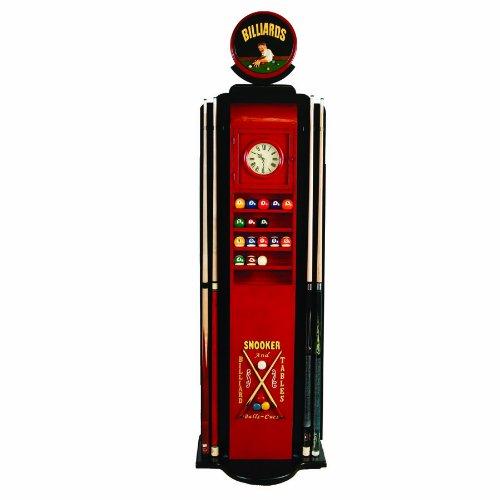 RAM Gameroom Products Gas Pump Billiards Ball/Cue Holder