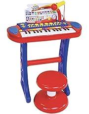 Bontempi 13 3240 elektroniskt orgel, flera färger