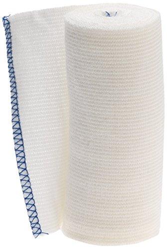 (Medline MDS077004 Swift-Wrap Elastic Bandages, Latex Free, Non Sterile, 4