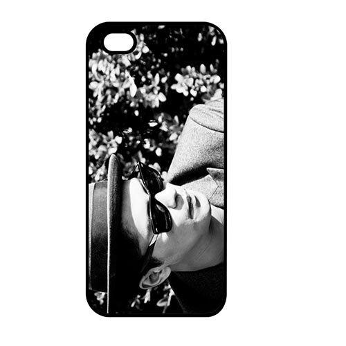 Coque,Funny Pop Musical Bruno Mars Plastic Hard Case Covers for Coque iphone SE/Coque iphone 5/Coque iphone 5S