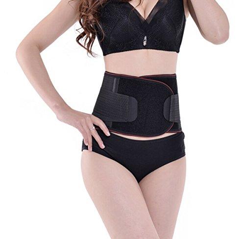 Zcargel Elastic Breathable Postpartum Recovery Belt, Waist Slimming Trimmer Belt Lose Tummy...