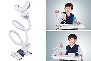 Cuddle Baby Bendy Armz – Adjustable Stroller Clip Hook & Stroller Attachment for Home and Kitchen Nursery Accessory