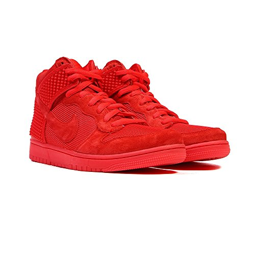 NIKE Dunk CMFT PRM Rec October Light Crimson 705433-601 US Size 7