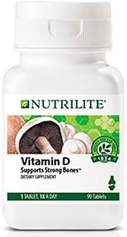 Nutrilite™ Vitamin D - 90 Tablets