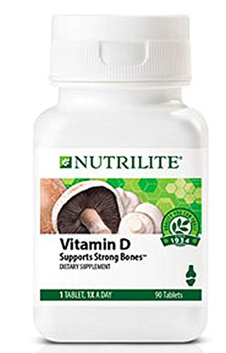 NutriliteTM Vitamin D - 90 Tablets by Nutrilite