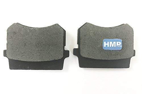 HMParts Moto Cross Dirt Bike Pit Bike Bremsbel/äge vorne und hinten Typ 2
