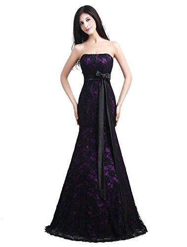 Kleid ruckenfrei spitze