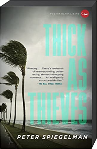 55363257c Amazon.com  Thick as Thieves (Pocket Black Lizard) (9781400097050)  Peter  Spiegelman  Books