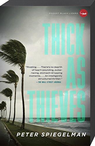 - Thick as Thieves (Pocket Black Lizard)