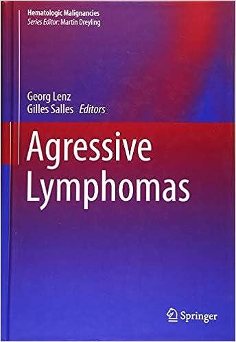 Aggressive Lymphomas (Hematologic Malignancies)