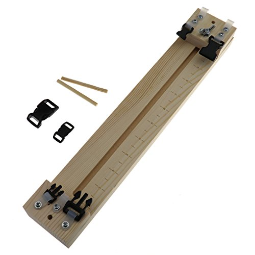 Ezzzy Jig Bracelet Maker Parachute Cord Ezzy Pepperell Paracord Making Tool]()