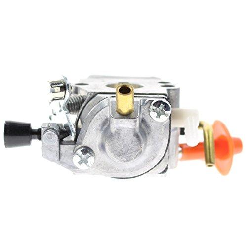 AUTOKAY Carburetor Carb For Stihl KM110 KM110 KM90 KM90R