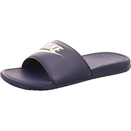 Nike Benassi Scarpe Blau Da Jdi Fitness Uomo RxTrp0Rwq