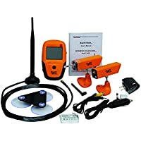 Swift Hitch SH03 Portable Two Wireless Camera System with 120V AC to 12V DC Adapter