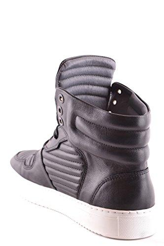 Sneakers Alte In Pelle Nera Mcbi400004o Standard Nazionale