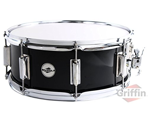 Griffin Snare Drum | Poplar Wood Shell 14