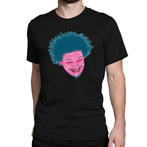 GOOD COME FROM Men's Eric Andre Art Short Sleeve T Shirt