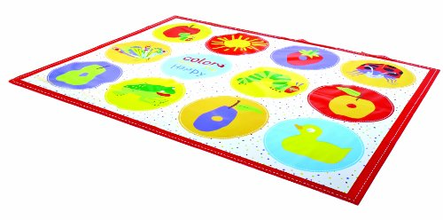 World of Eric Carle, Little Artist Floor Mat