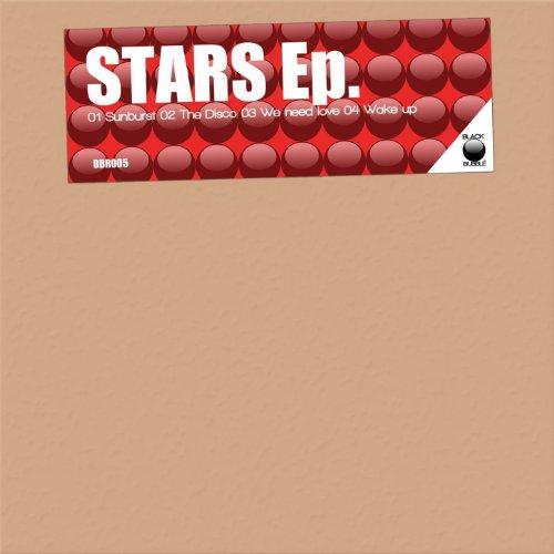 Sunburst Star - Stars - EP (Sunburst)