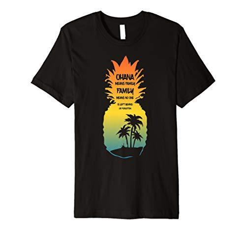 Cute Ohana Means Family 2018 T-Shirt