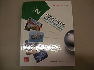 Core-plus Mathematics Course 2