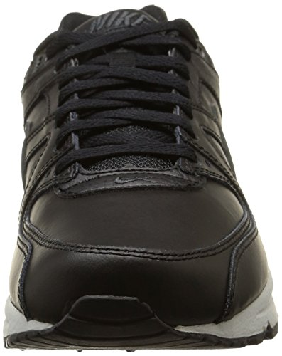 neutral Multicolore Uomo Max Command anthracite Nike 001 Grey Sportive Leather Scarpe black Air wnp4xHq6v
