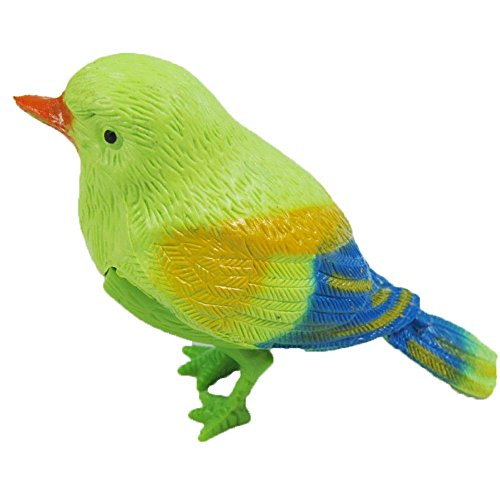 Little Story  Sleeping pit Clearance , Magical Voice Activate Chirping Sound Control Beautiful Singing Bird Funny Toy