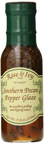 (Rose & Ivy Pepper Glaze, Southern Pecan, 9.0 Ounce)