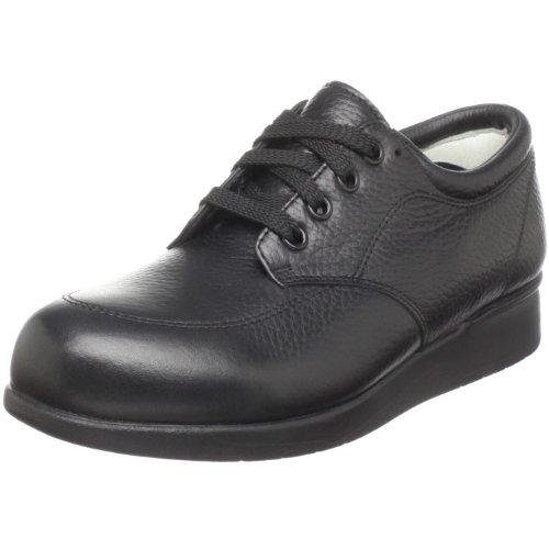 Drew Shoe Women's New Villager, Black Soft Pebble, 8.5 W - Drew Villager New