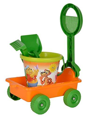Simba 107132452 - Sandwagen, gefüllt