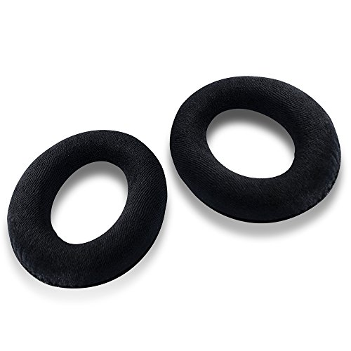 Sennheiser Ear Pads - Replacement Ear Pads for Sennheiser HD515 HD555 HD595 HD598 HD558 PC360, AURTEC Headphones Earpads Cushion with Memory Form