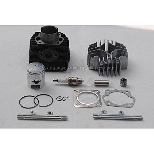 - Top End Cylinder Rebuild Kit - OEM - Fits 1984-1987 Suzuki LT50 Pitbikes [4449-A1]