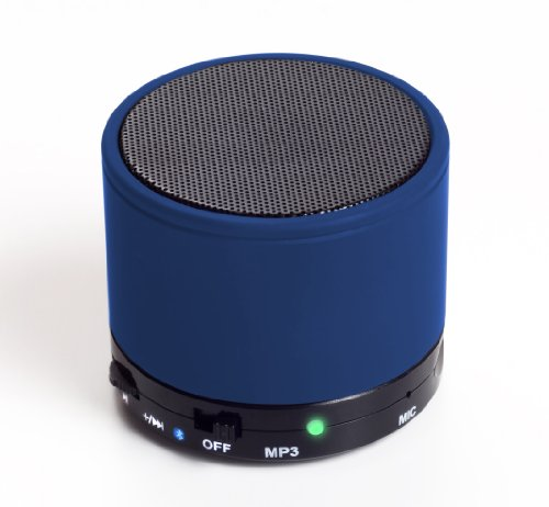 Portable Bluetooth Mini Speaker Blue -