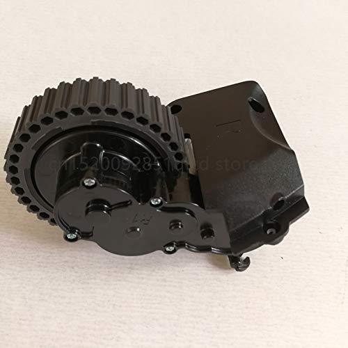 (JangGun Store Right Wheel Robot Vacuum Cleaner Parts Accessories for ilife A4 A4s A40 A8 Robot Vacuum Cleaner Wheels Motors)
