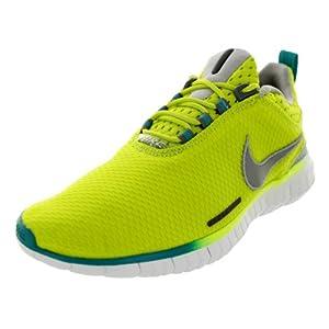 Nike Men's Free OG '14 Br Running Shoe (11.5, Volt/Aqua/Grey)