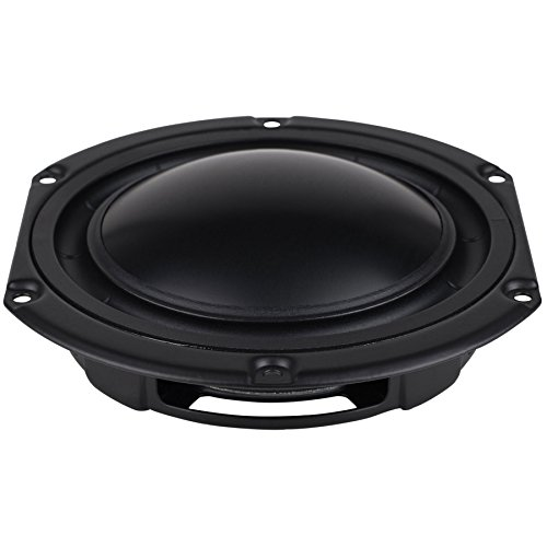Peerless GBS-135F25AL02-04 5-1/4 Aluminum Cone Woofer 4 Ohm by Peerless by Tymphany