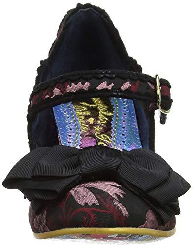 nero Summer Choice Breeze Janes Mary D Woman Irregular Black Multi nq04wE1qd