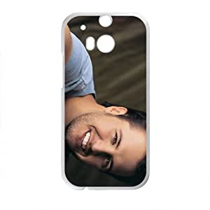 Luke Bryan Hanson Smile Design Hard Case Cover Protector For HTC M8