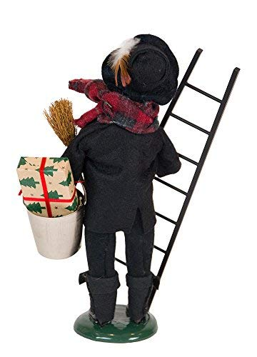 Byers' Choice Chimney Sweep Caroler Figurine 4832 from The Specialty Characters Collection