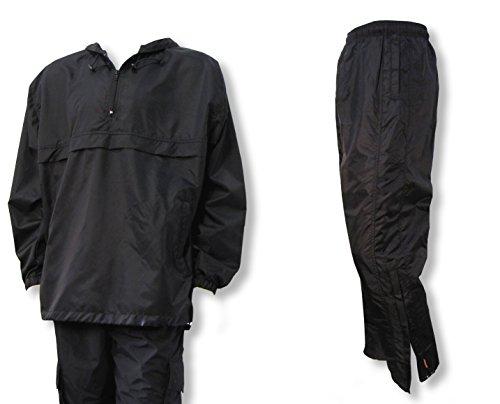 Athletic Nylon Pullover - 8