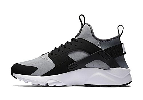 Air Huarache Fashion Fitness Shoes Men And Women Running Shoes Black Gray 40EU