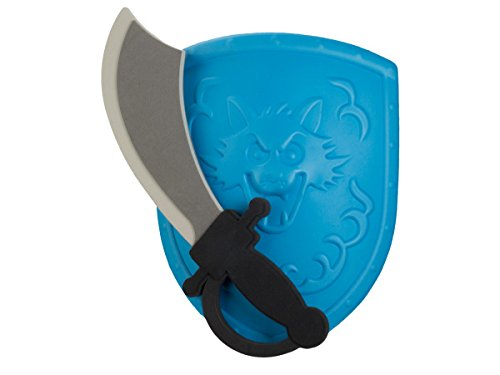 Toy Foam Sword Shield Set - Pack of 32