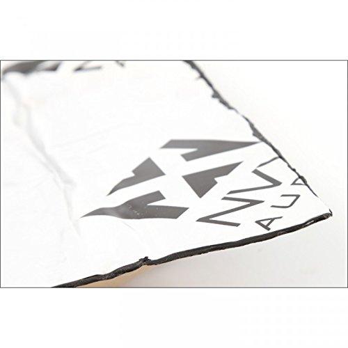 NVX Professional Grade 90mil Sound Deadening Kit (silver, 4sqft)