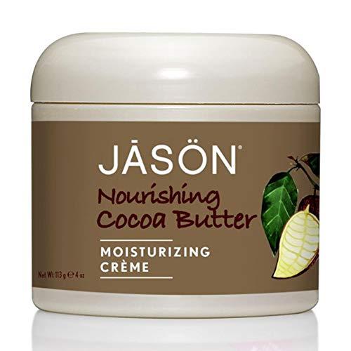 (JASON Nourishing Cocoa Butter Moisturizing Crème, 4 oz. (Packaging May Vary) )